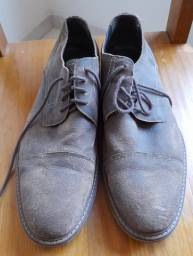 Sapato Masculino Democrata, tamanho 44 usado