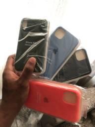 Capas de silicone Apple