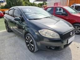Título do anúncio: Fiat Linea 1.9 LX Flex Completo 2010 GNV