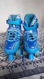 Patins roller / R$140,00