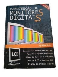 Livro manutenção de monitores