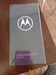 Moto one Fusion lacrado na caixa 1.200 reais