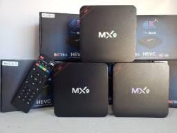 TvBox 4k Ultra Hd Wi-fi Android Hdmi Conversor Smart tv Box R$180,00