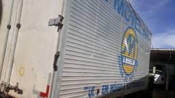 Baú 3/4 para caminhão  zap *