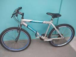 Bicicleta Sundown quadro cromado