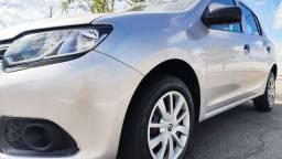 Renault Sandero 2018 1.0 - 3 cilindros 2018 Completo
