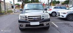 Ford - Ranger XLT 2.3 Gasolina 4x2  150cv  CD   Completo + Couro  2011/2012