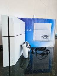 Playstation 4 - Glacial White - Fat