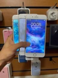 iPhone 8 Plus 64 GB VITRINE - aceitamos todos cartões -