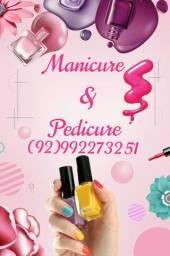 Manicure & Pedicure Embelezamento dos Pés