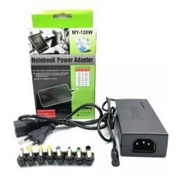 carregador portatil universal MY-120W (fazemos entrega)