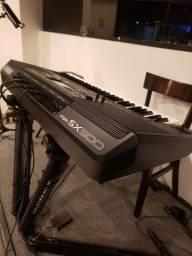 Yamaha SX900 impecável