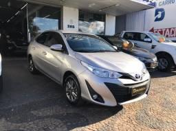 Toyota Yaris Sedan XL Plus Tech Automático 2020 - Apenas 11.000km