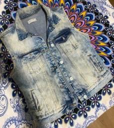 Colete jeans Renner