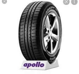 Pneu zero 185/70/14 Apollo radial em 10x de 40,00 cada