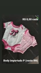 Roupinhas bebê menina (Carter's, importadas e diversas)