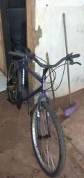 Bicicleta aro 26 18 marchas só pegar e sair andando