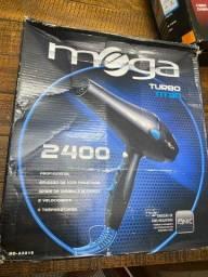 Secador Mega Turbo Titan 2400w
