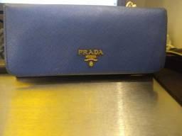 Carteira Prada original.