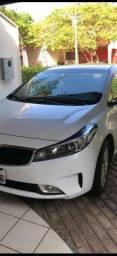 Kia cerato 1.6 automático 17/18 garantia com apenas 31 mil km