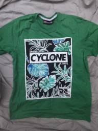 Camisa da cyclone tamanho P