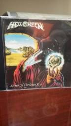 Cds Helloween - Keepers Part 1, Part 2 e The Legacy (Usados)