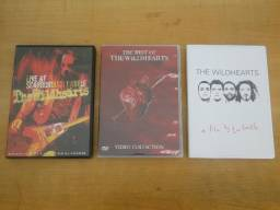 The Wildhearts Dvd Video Collection + Live In Studio + Live