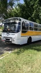 Ônibus cinferal gls lê anúncio - 1996
