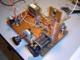 Manutenção E Reparo De Rádio Hf Px Amador
