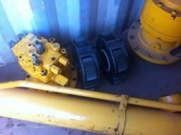 Peças usadas escavadeira hidráulica Hyundai R210