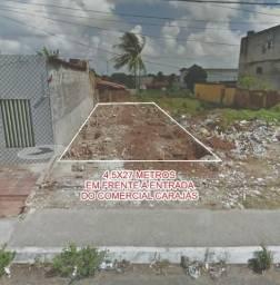 Terreno para aluguel