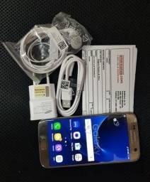 Smatphone Galaxy S7 Prata32GB , Excelente estado, com Nota F. de compra ainda na garantia