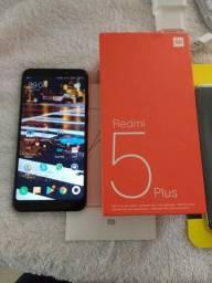 Xiaomi Redmi 5 Plus Preto