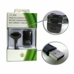 Carregador Bateria Controle XBox