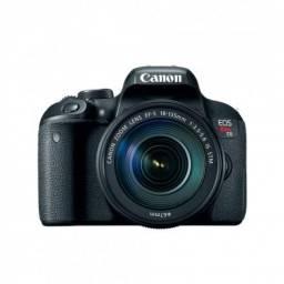 Câmera Canon T7i Kit 18-135mm