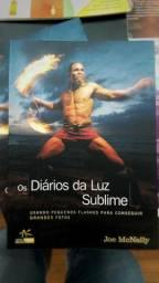 Livro Diarios da Luz Sublime