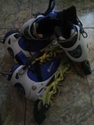 2 pares de patins OXER