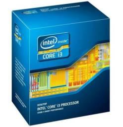 Processador i3 2100 3.10 GHz + Placa Mãe