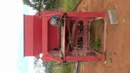 Maquina Hidráulica para Blocos e Canaletas de Concreto