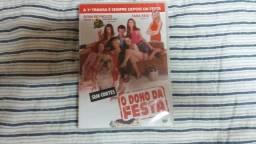 DVD filme O Dono da Festa - Van Wilder