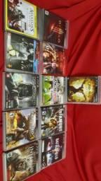 TROCOS ESSES JOGOS DE PS3 POR OUTROS Ou Vendo !!!!!
