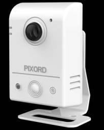 Câmera 180° Ip Wi Fii Com Armazenamento Em Cartão Sd 180