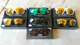 Oculos da Oakley 100% polarizados 1° linha !! Novos