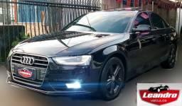 Audi A4 2.0 TFSi Ambiente 2014/2014 180 CV Turbo Teto Solar, Couro Bege Top de linha ! - 2014