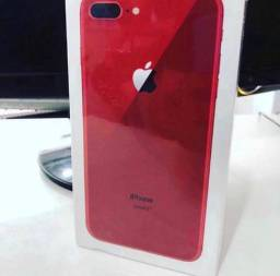 IPhone 8 Plus Red 64gb Zerinho