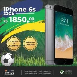 K. iPhone 6s 32GB - Pronta Entrega // Lacrado
