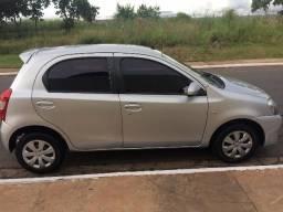 Toyota Etios - Em perfeito estado. Único dono. Tudo funcionando. 2013/14 - 2014