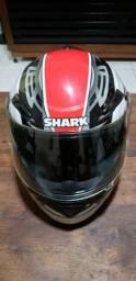 Vendo Capacete Shark S500 Air Tam 56