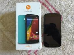 Moto G2 16GB (bateria viciada)