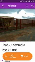Casa 26 setembro